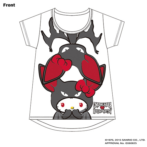 Vamps official web site chupacabra hello kitty collaboration t shirts voltagebd Choice Image